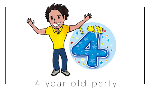 4 Year Old Party